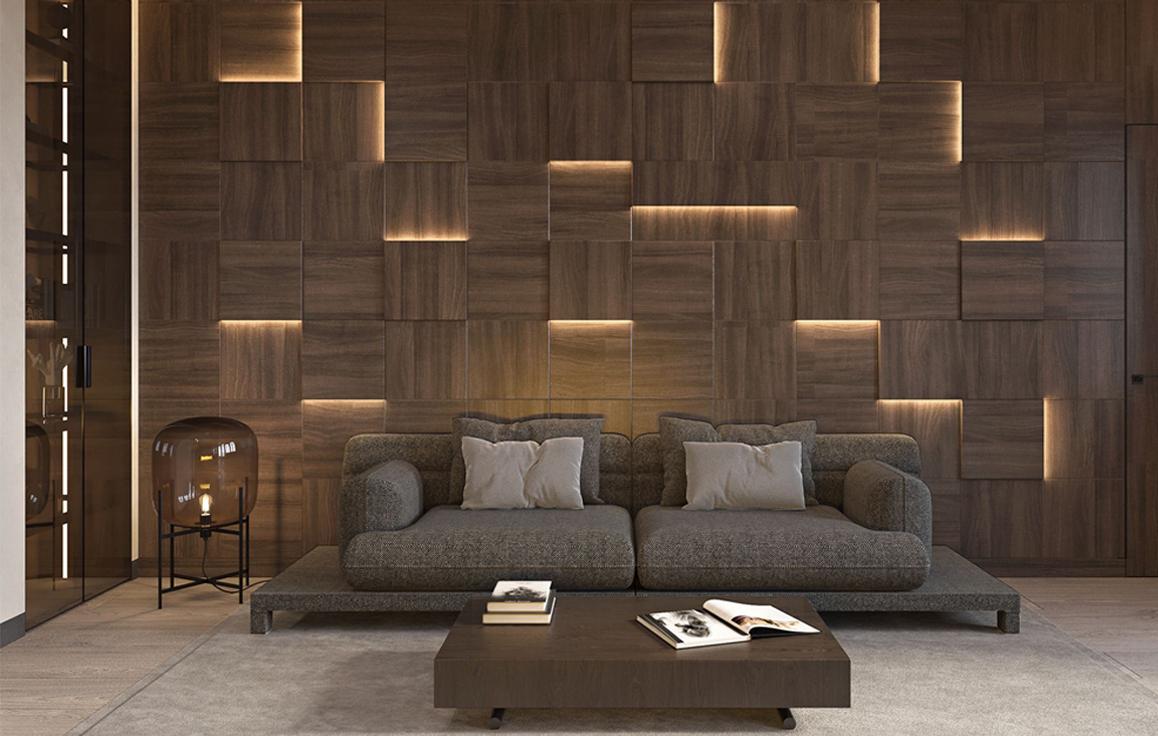 Luxury Wall Panel