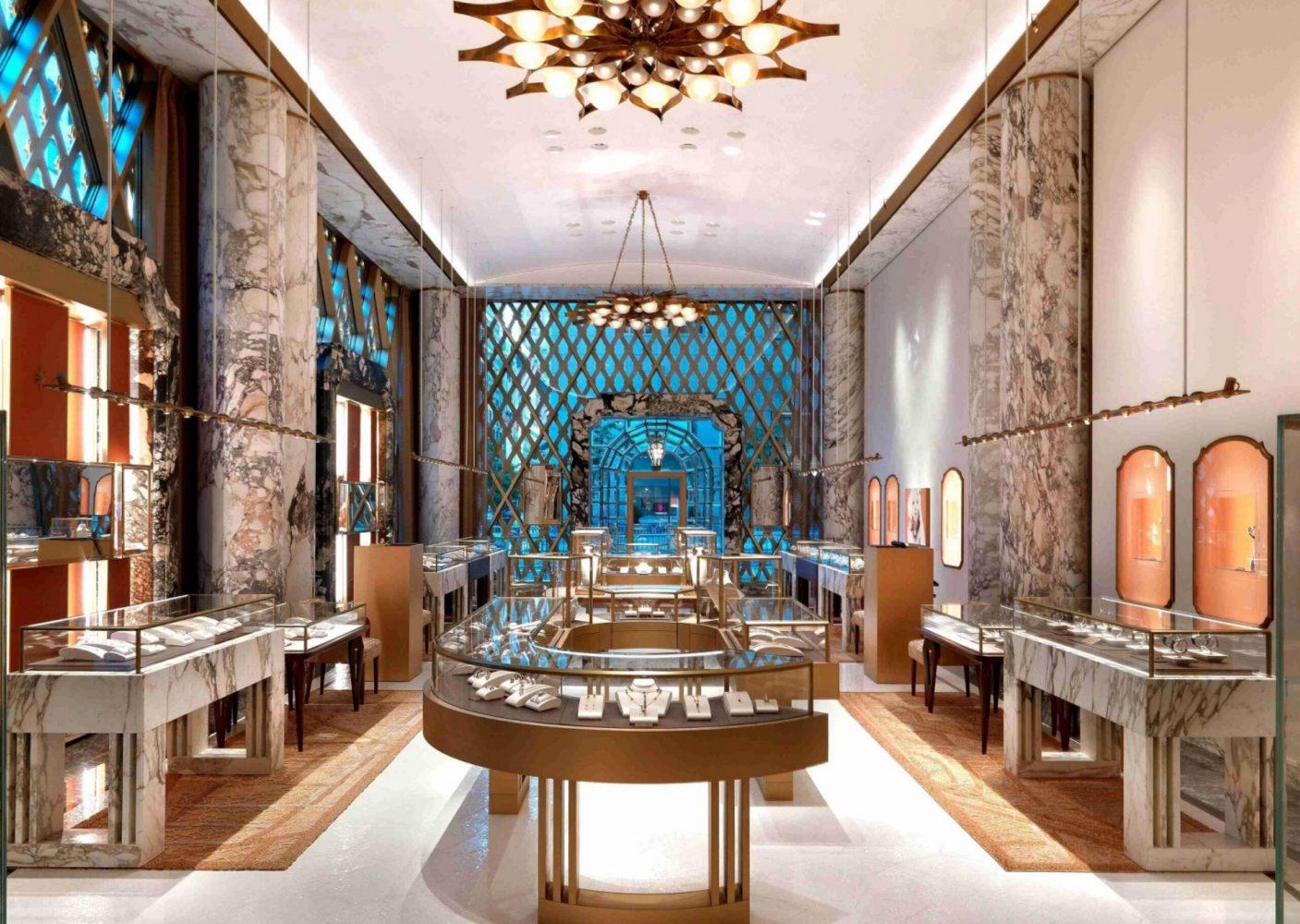 Luxury Brand Store