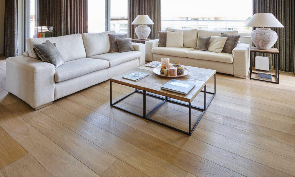 Luxury Wooden Flooring